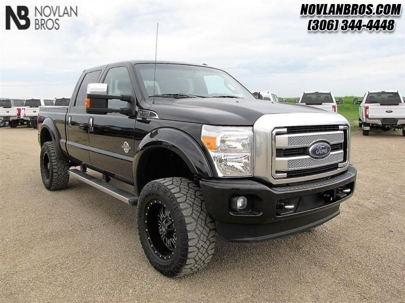 Click to view full image [2015 FORD F350 CR/CAB 4WD PLATINUM]