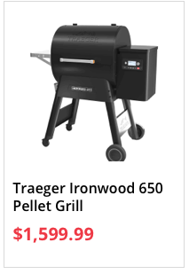 new traeger ironwood grill for sale near me canada