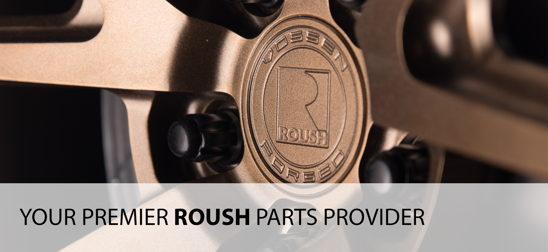 order ROUSH car parts kits alberta canada