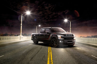 new ROUSH f150 nitemare for sale alberta canada
