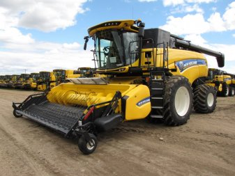 2019 NEW HOLLAND CX8.90