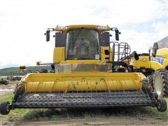 2011 NEW HOLLAND CX8080