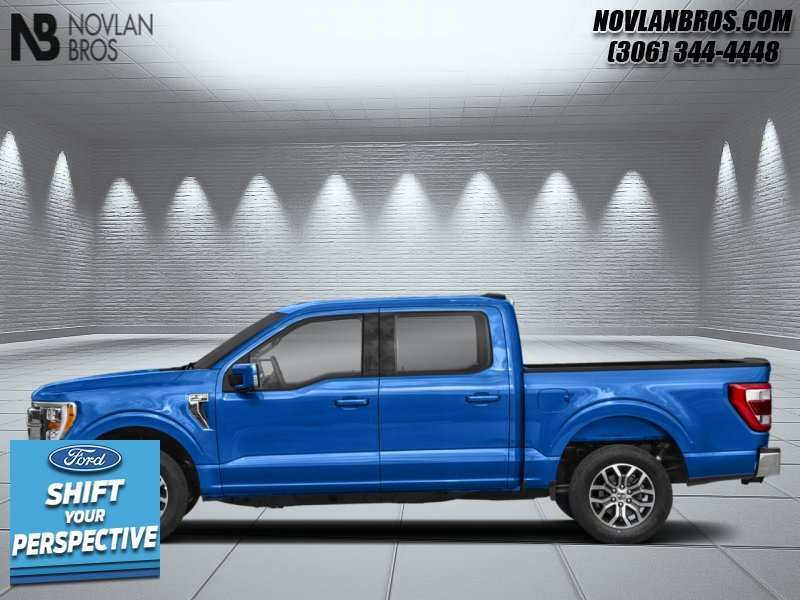 Ford F-150 Lariat  - Payload Package - Sunroof 1FTFW1E85MFA18333