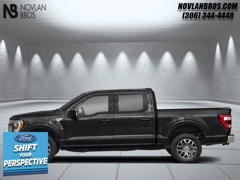 Ford F-150 Lariat  - Leather Seats 1FTFW1E81MKD51281