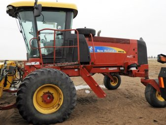 2008 NEW HOLLAND H8040 UNKNOWN