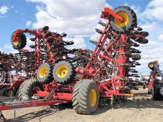 2016 BOURGAULT B-AIR DRILL UNKNOWN