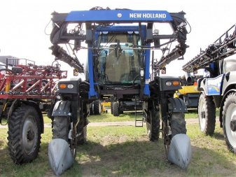2011 NEW HOLLAND SP.240F 1200 GAL - Image 1