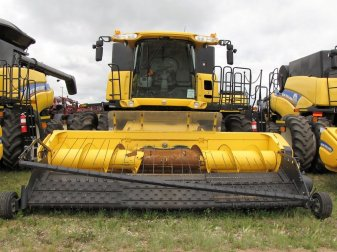2012 NEW HOLLAND CR8090 DSP, TWP - Image 1