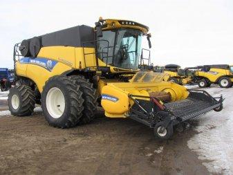2015 NEW HOLLAND CR10.90E NO OPTI - Image 1